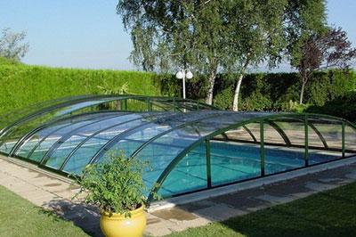 Zastřešení bazénů ostrava